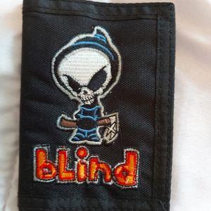 Blind wallet